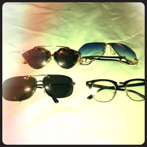 Designer Sunglasses & Shades